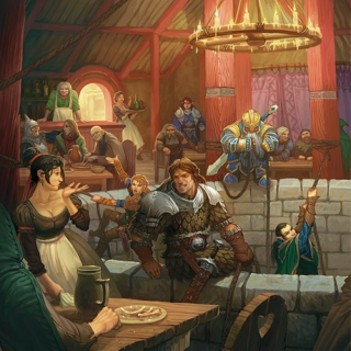 The Yawning Portal inn
