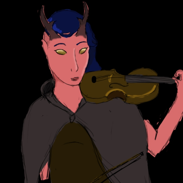 demons I don't want to deal with/ Morella