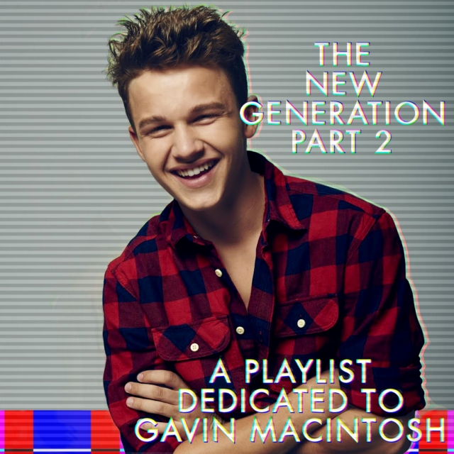 The New Generation: A playlist. Part 2.