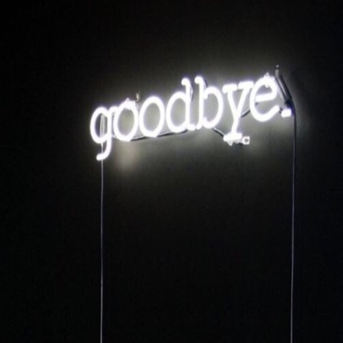 Goodbye,  not in a good way (kr)
