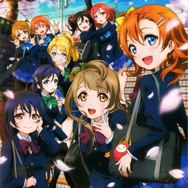 love live faves