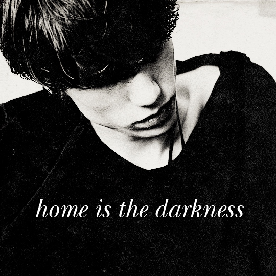 home is the darkness
