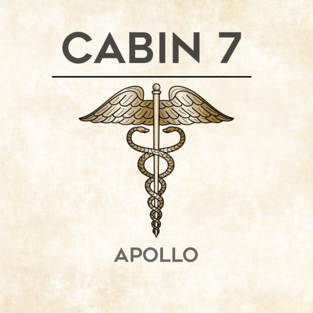 Cabin 7: Apollo