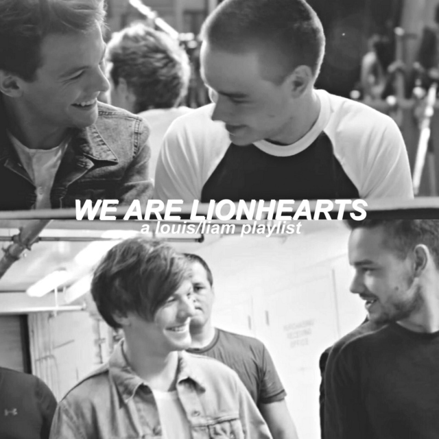 we are lionhearts