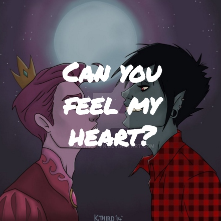 can you feel my heart?