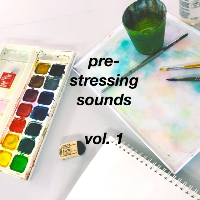 pre-stressing sounds { march }