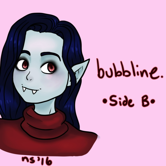 bubbline - side b