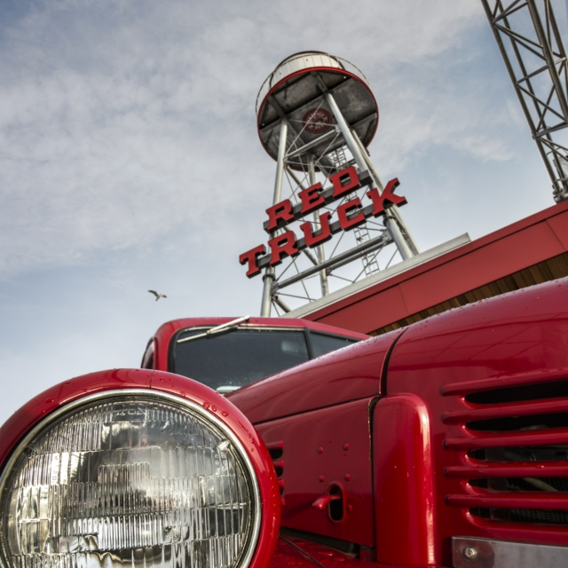 Scout Series - The Truck Stop -