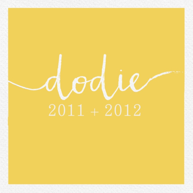 dodie: complete (2011 + 2012)