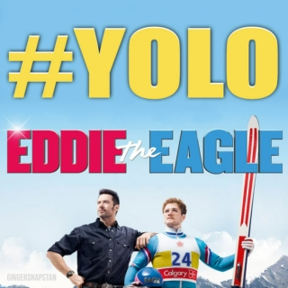 YOLO - an eddie the eagle playlist