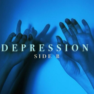i'm shit // SIDE B: DEPRESSION