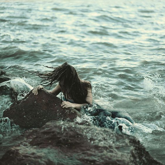 when the sea fills your lungs