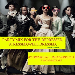 PARTY MIX FOR THE REPRESSED, STRESSED, WELL DRESSED,-AND ALEXANDER