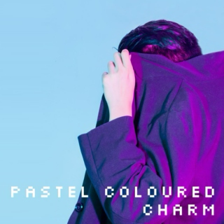 Pastel coloured charm