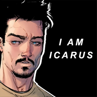 i am icarus.