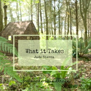 What it Takes, Jude Sierra