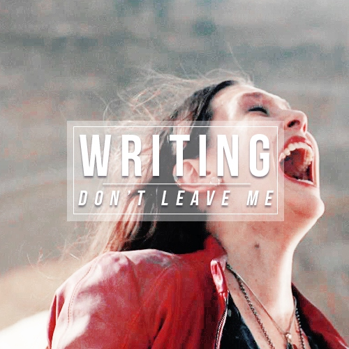Writing: Don't Leave Me
