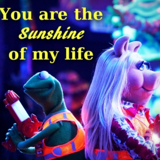 {You Are The Sunshine Of My Life.}