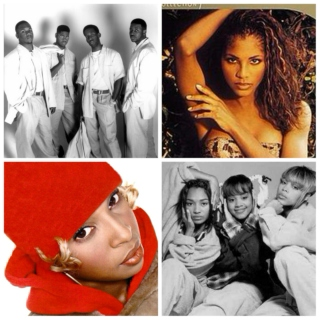 A Look Back... #90s Slow Jams