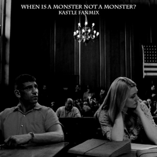 when is a monster not a monster?