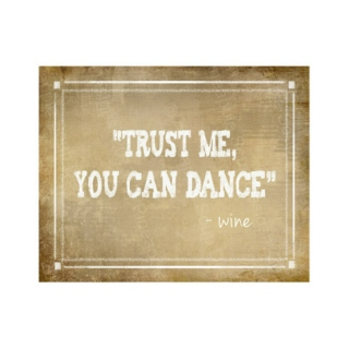 Trust me you can dance :)