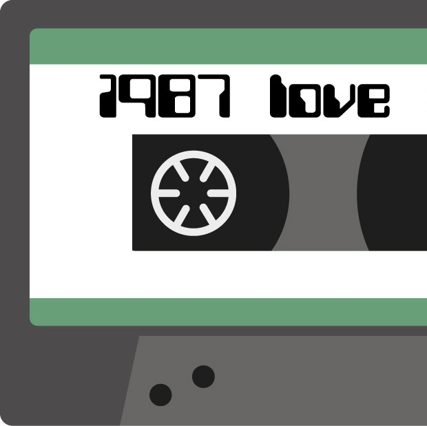 Great Love Songs from 1987