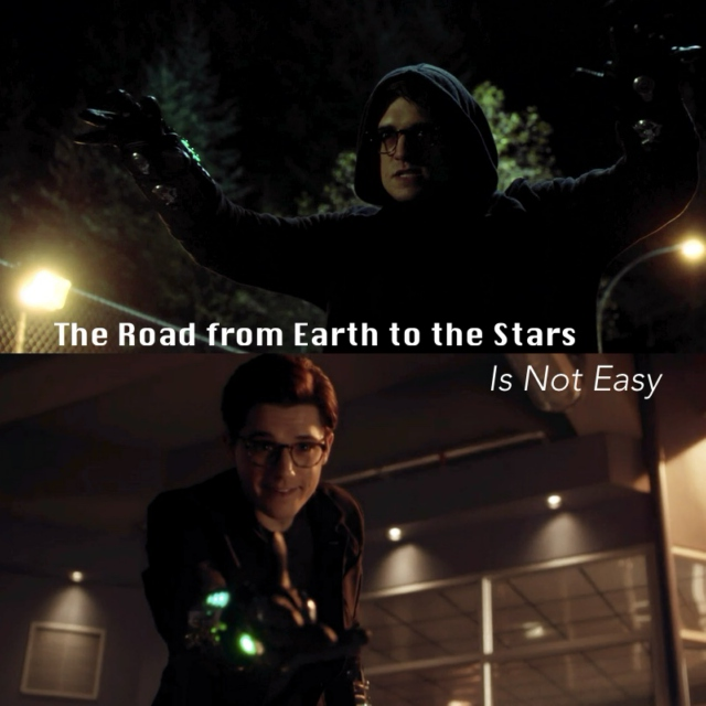 The Road from Earth to the Stars