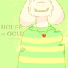 house of gold - asriel mix