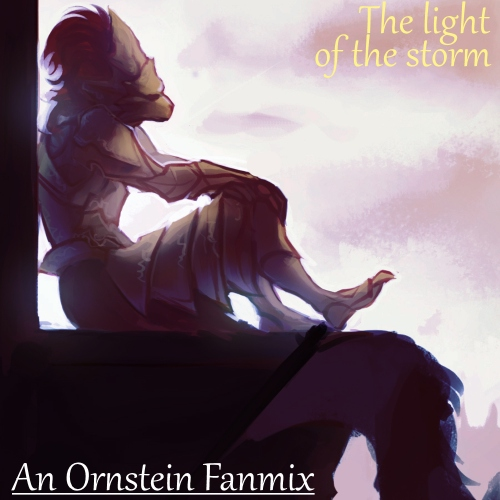 The light of the storm