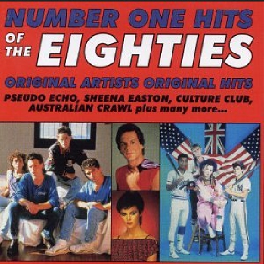Number One Hits of the Eighties