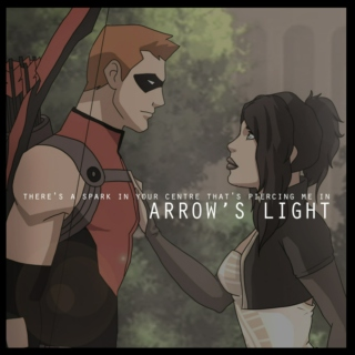 || hoping i will carry you || arrow's light