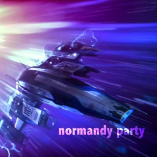 normandy party