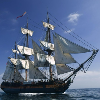 This Ship is England