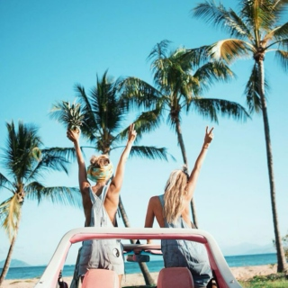 let's take a roadtrip...and dance! ☀☀