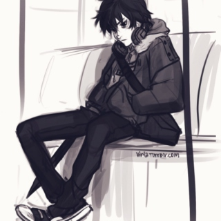 Should've Known You'd Bring Me Heartache // Nico di Angelo