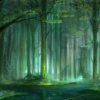 Midnight in the Elven Forest