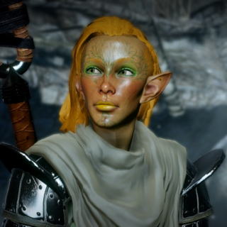 Inquisitor Laurina Lavellan