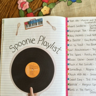 Spoonie Playlist