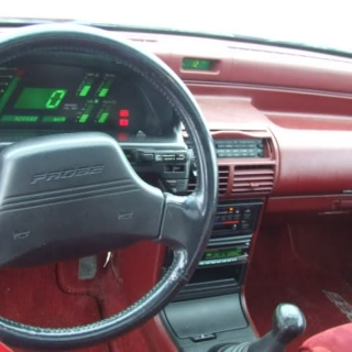 The Red Ford Probe
