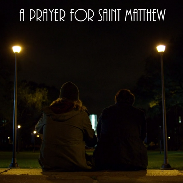 A Prayer for St. Matthew