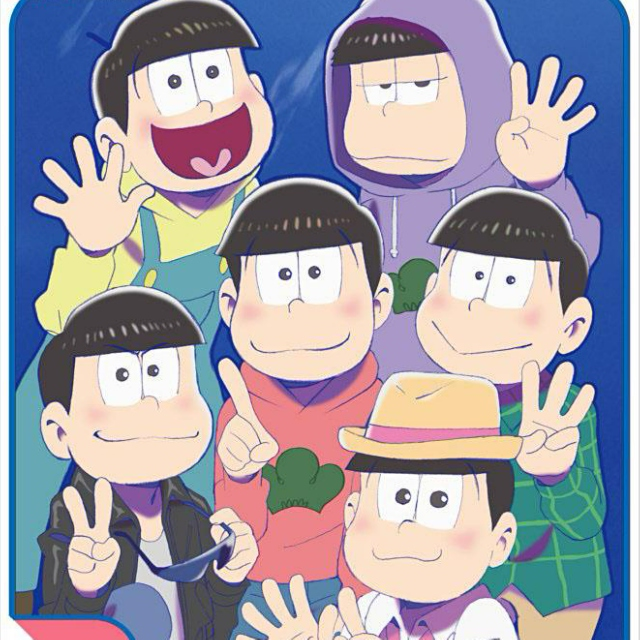 Six Shame Faces -Osomatsu-san Offical Songs-