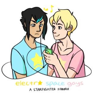 ★ electro space gays