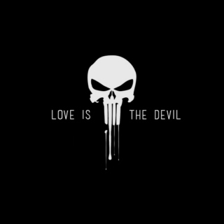 love is the devil (matt/frank)