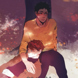 i adore you - an iwaoi playlist