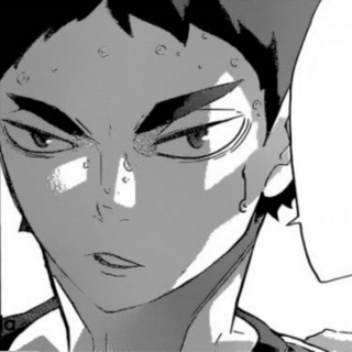 the akaashi aesthetic