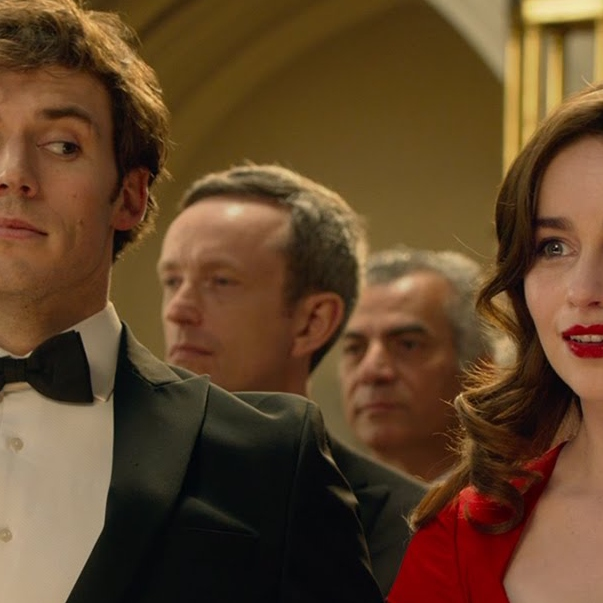 Me before you- Will and Louisa