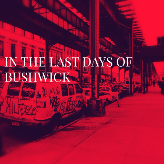 In The Last Days of Bushwick