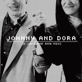 johnny and dora;