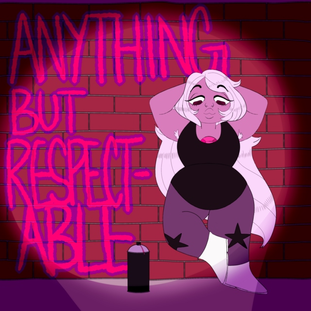 ANYTHING BUT RESPECTABLE