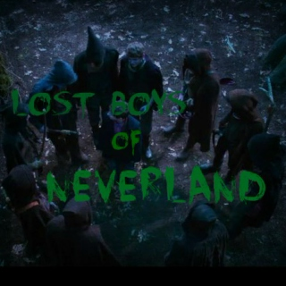 Lost Boys of Neverland